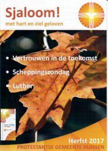 voorpagina oktober 2017